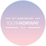 10x10 blir 100% Norway